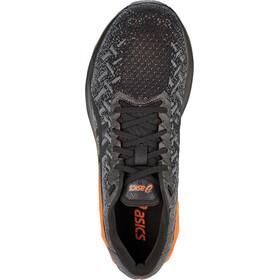 asics Dynablast Shoes Men, black/marigold orange